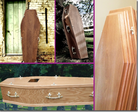 Traditional Coffins from the Coffin Company